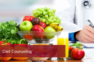 Diet-Coulseling-Jacksonville, Diet Counseling